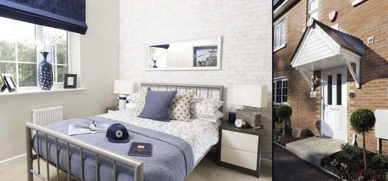 Show Home pictures of Cavanna's Market Quarter