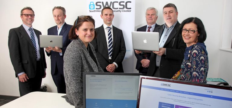 Members of the South West Cyber Security Cluster