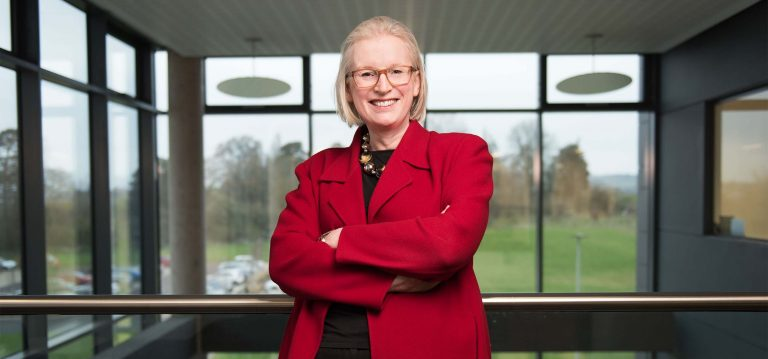 Dr Sally Basker, CEO of Exeter Science Park