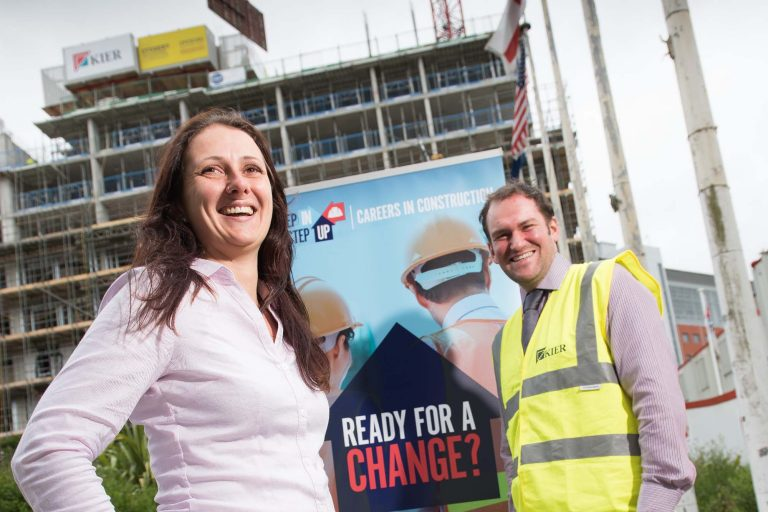 Launch of Step In Step Up campaign for KIER
