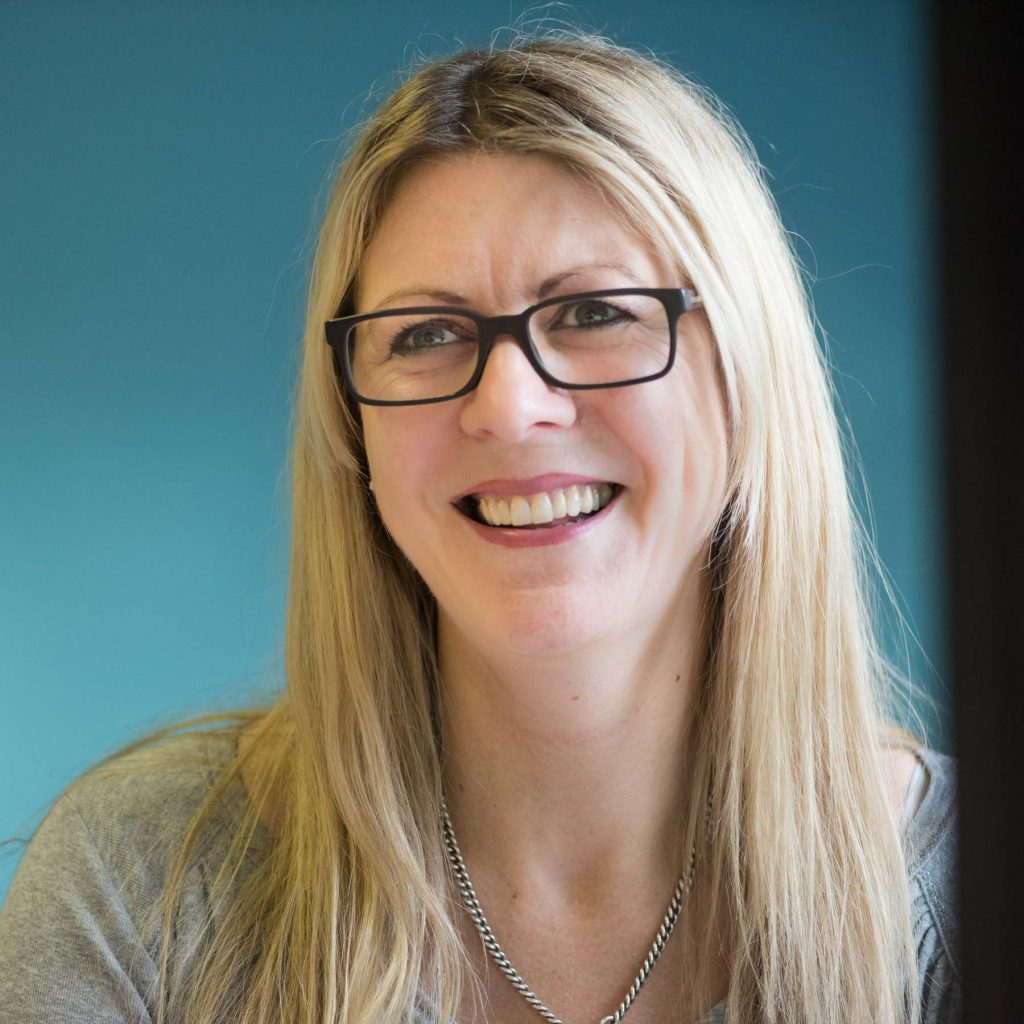 Sue Griffiths, Bookkeeper at KOR Communications